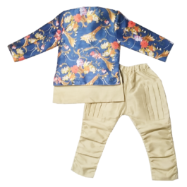 HVM Baby Party Wear Kurta Pyjama Set