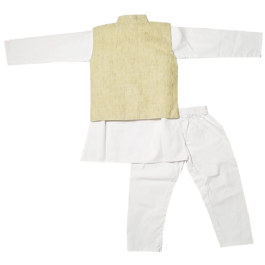 HVM Kids Party Wear Kurta Pyjama Set