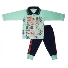 HVM Baby Boy Full Sleeves Dress