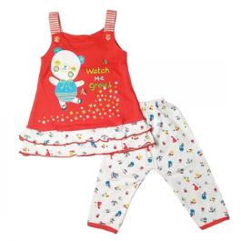 HVM Baby Girl Party Wear Dress
