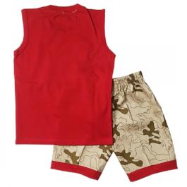 HVM Baby T-Shirt & Shorts Set