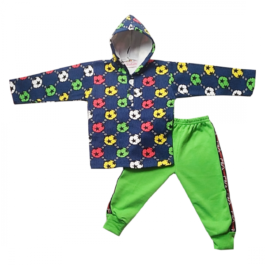 HVM Baby Winter Suit With Hood