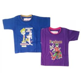 HVM Boys Cotton T-Shirts