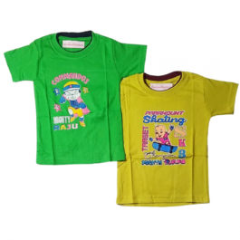 HVM Boys Cotton T-Shirts