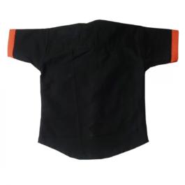 HVM Kids Chinese Collar Shirt