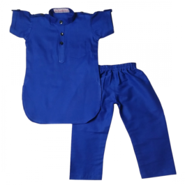 100% Cotton Kids Kurta Pyjama
