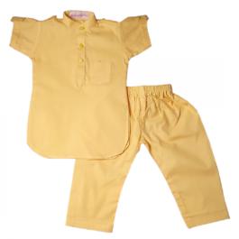 100% Cotton Kids Kurta Pyjama