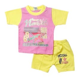 HVM Baby Shorts & T-shirt Set