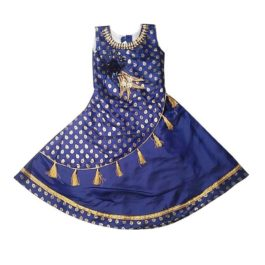 HVM Royal Princess Blue Gown