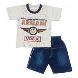 HVM Baby Shorts & T-shirt Set