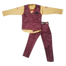 HVM Boys Party Wear Suit