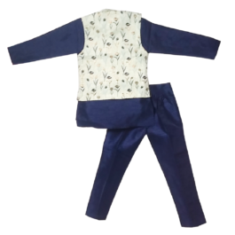 HVM Boys Party Wear Kurta Pyjama Set