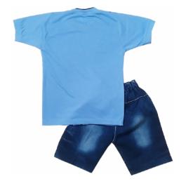 HVM Boys Shorts & T-shirt Set