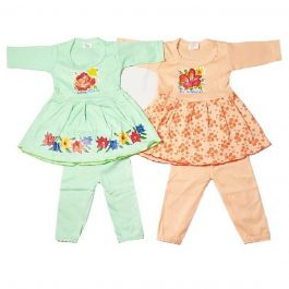 HVM New Born Baby Girl Dress