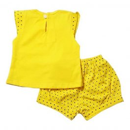 HVM Baby Girl Tops & Bottom Set