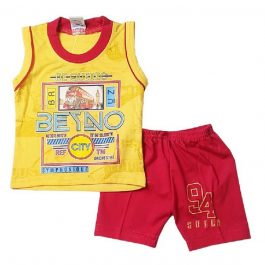 HVM Baby T-Shirt & Shorts Set