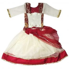 HVM Baby Girl Lehenga Choli Set