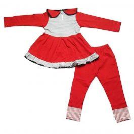 HVM Baby Girls Full Sleeves Dress