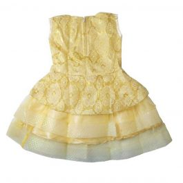 HVM Girls Party Wear Frock