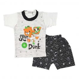 Baby T-Shirt & Shorts Set