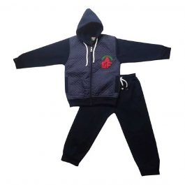 HVM Boys Winter Dress With Hood