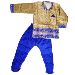 HVM Boys Party Wear Sherwani Set