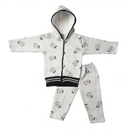 HVM Baby Boy Hoodie & Bottom Set