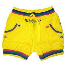 HVM Girls Cotton Shorts