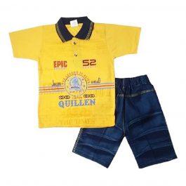 HVM Boys T-Shirt & Shorts Set