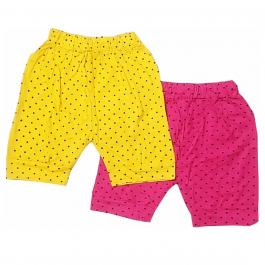 HVM Girls Printed Shorts