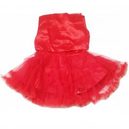 HVM Baby Girls Party Wear Frock