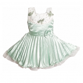 HVM Baby Girl Party Wear Frock