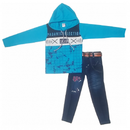 HVM Kids Winter Dress (2-3Y & 5-6Y)