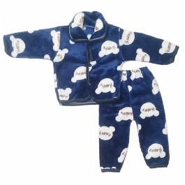 HVM Baby Winter Dress (0-3M,3-6M)