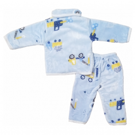 HVM Baby Winter Dress (3-6M, 6-12M)
