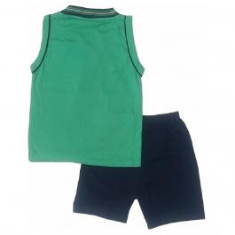 HVM Baby T-Shirt & Shorts Set-6-12M