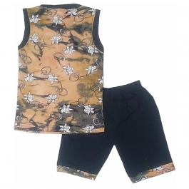 HVM Baby T-Shirt & Shorts Set-18-24M