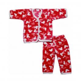 HVM Baby Winter Dress (0-3M,3-6M)