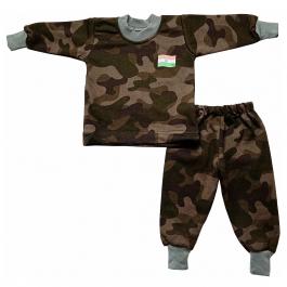 HVM Kids Full Sleeves Dress (6-12M,12-18M, 18-24M, 2-3Y, 3-4Y, 4-5Y, 5-6Y, 6-7Y, 7-8Y)